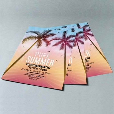 A1 Posters - 170gsm Silk