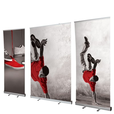 Roller Banner Exhibition Bundle